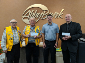 Abbotsford Lions and St Mary's Parish Image from Abbotsford Story Donation